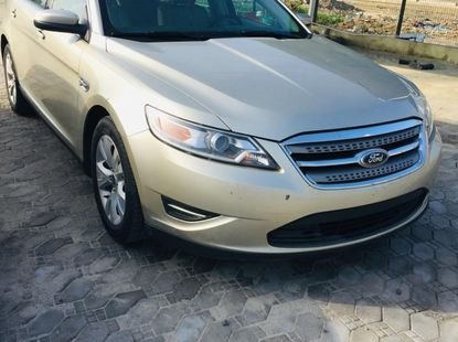 Neat Foreign used 2011 Ford Taurus