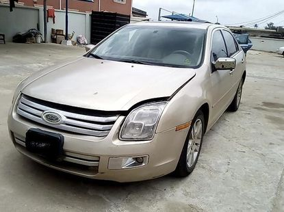 Nigerian Used 2006 Ford Fusion in Lagos