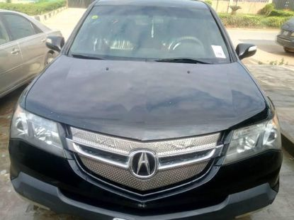 Foreign Used 2007 Acura MDX