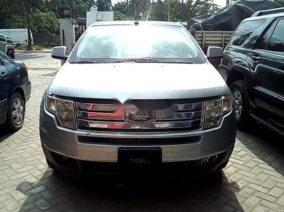 Neat Nigerian used 2009 Ford Edge