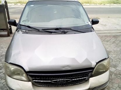 Clean Nigerian Used Ford Windstar 2002