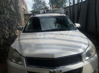 Clean Tokunbo Used  Chevrolet Traverse 2011