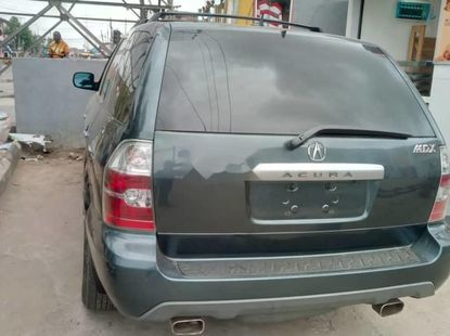 Neat Tokunbo Used Acura MDX 2005
