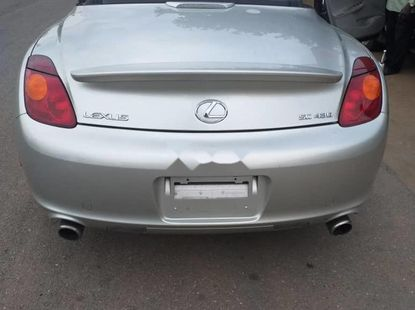 Foreign Used 2004 Lexus SC