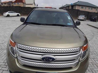 Nigerian Used Ford Explorer 2013