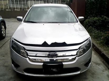 Neat Nigerian used 2011 Ford Fusion