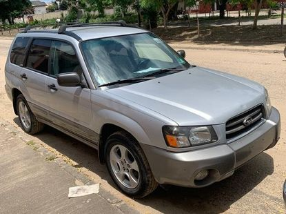 Neat Foreign used 2003 Subaru Forester