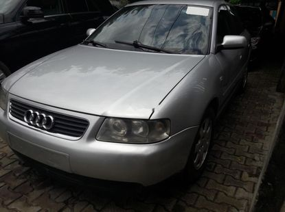 Very Clean Foreign used 2003 Audi A3