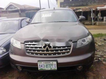 Super Clean Nigerian used  Infiniti FX 2007