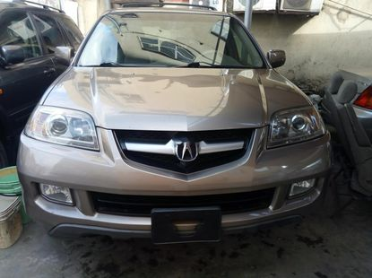 Clean Tokunbo Used Acura MDX 2004