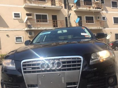 Very Clean Foreign used 2011 Audi A4