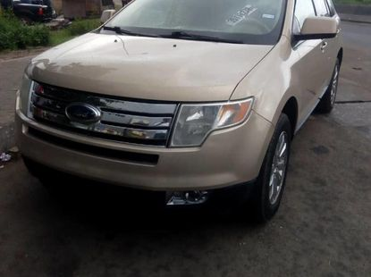 Super Clean Foreign used Ford Edge 2007