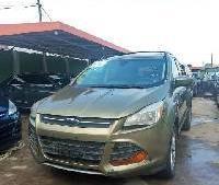 Nigerian Used Ford Escape 2011