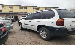 Clean Tokunbo Used GMC Envoy 2007