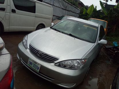 Affordable Nigerian Used 2005 Toyota Camry Big Daddy in Port Harcourt