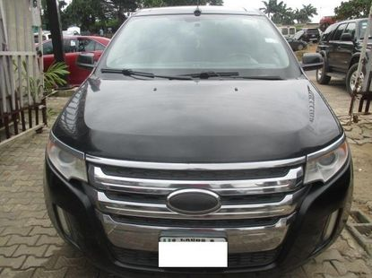 Well Maintained Nigerian used Ford Edge 2011