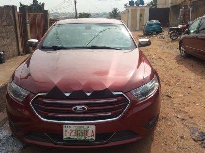 Clean Nigerian Used Ford Taurus 2015