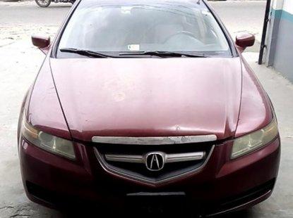 Nigerian Used 2006 Acura TL Automatic