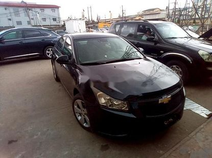Well Maintained Nigerian used Chevrolet Cruze 2010