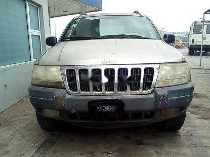 Super Neat Nigerian Used Jeep Cherokee 2003 Gold