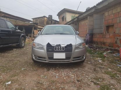 Super Clean Foreign used 2006 Audi A4