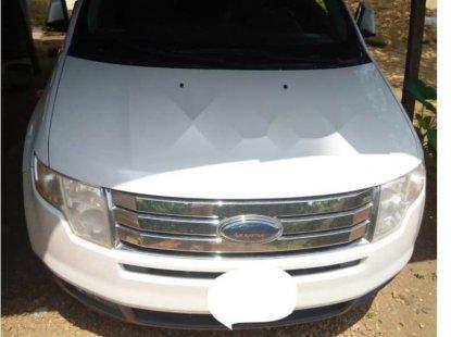 Neat Nigerian Used Ford Edge 2010 White