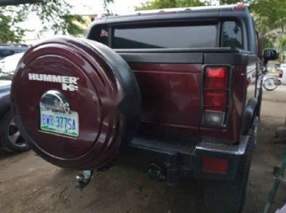 Super Clean Nigerian Used Hummer H2 2006