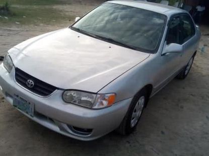 Toyota Corolla 2002 price in Nigeria, review & used car buying guide