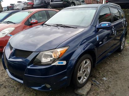 Foreign Used 2005 Pontiac Vibe for sale in Lagos