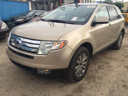 Foreign Used 2007 Ford Edge