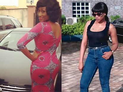 Oge Okoye cars: the actress proves that taste for car is no gender matter