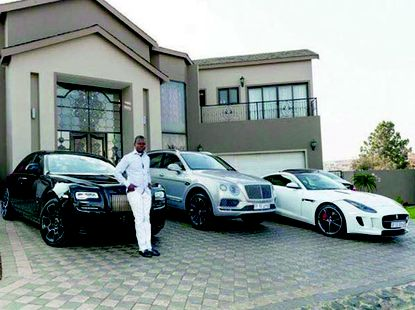 Shepherd Bushiri's Net worth, cars, private jet: A life of affluence!