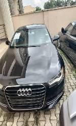 Foreign Used Audi A6 2013 Model