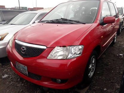Very Clean Foreign used Mazda MPV 2001