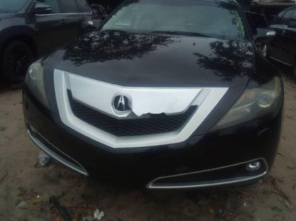 Very Clean Foreign used Acura ZDX 2011