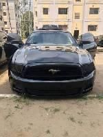 Foreign Used Ford Mustang 2014 Model Black
