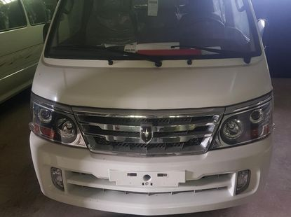 Foreign Used Jin Bei Haise 2015 Model White for Sale