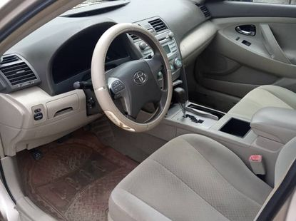 2008 Model Nigerian Used Toyota Camry for Sale in Lekki