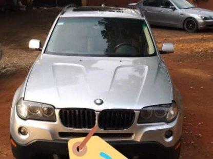Nigerian Used BMW X3 2009 Model