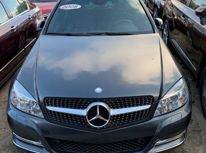 Foreign Used Mercedes-Benz C300 2008 Model