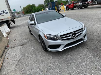 Foreign Used Mercedes-Benz C300 2016 Model