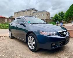 Very Clean Foreign used Acura Petrol 2005