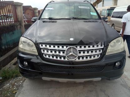 Super Clean Foreign used Mercedes-Benz ML350 2007