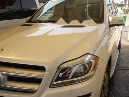 Clean Nigerian Used 2014 Mercedes-Benz GL-Class for sale