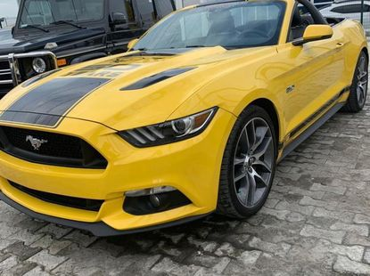 Super Clean Foreign used 2017 Ford Mustang