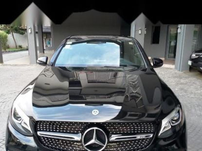 Very Clean Foreign used 2018 Mercedes-Benz GLC