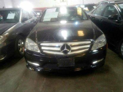 Very Clean Nigerian used Mercedes-Benz C300 2010