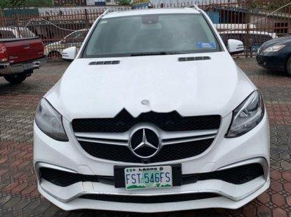 Very Clean Nigerian used Mercedes-Benz ML350 2014