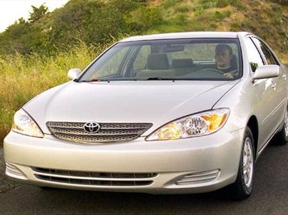 2004 Toyota Camry Big For Nothing price in Nigeria, review & used car buying guide