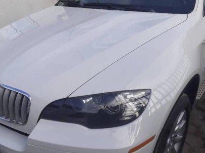 Nigeria Used BMW X6 2010 Mode White